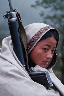 nepal gerilla