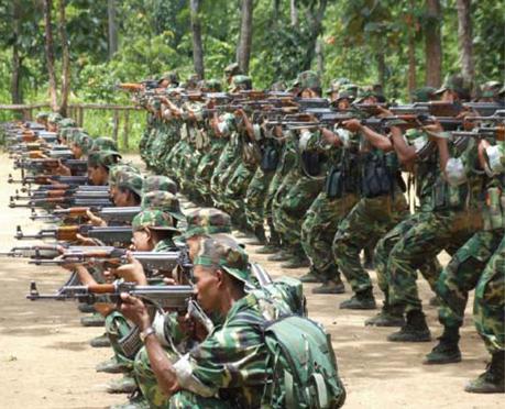 hindistan maoistt