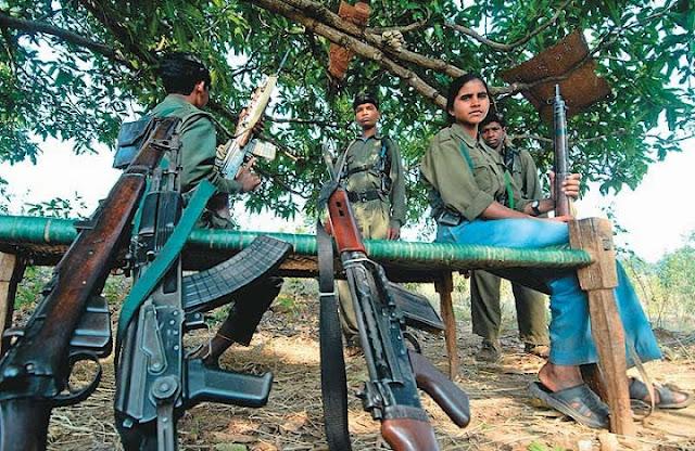 hindistan maoisttt