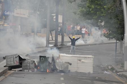 16 Haziran Ankara  direniyor 5