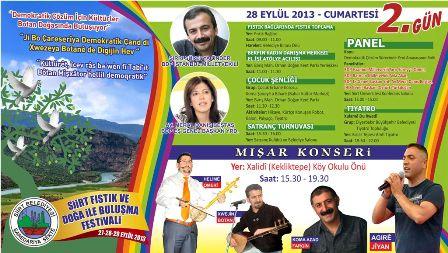 siirt belediye-festival-program