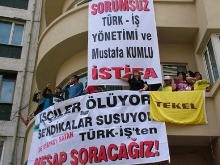 turk-is isgal