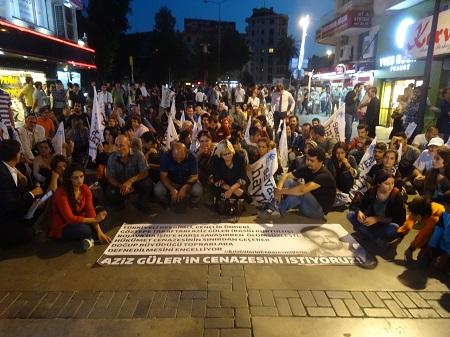 İzmir Barış Bloku eylemi 2