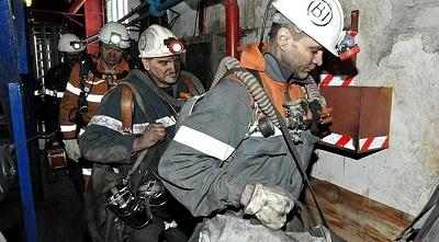 Rusyada madenci katliamı