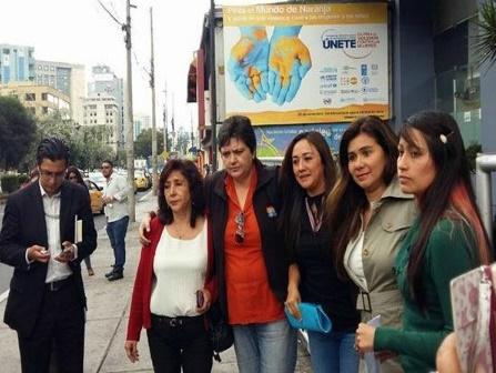 Ekvadorlu kadınlar Erdoğanı BMye şikayet etti