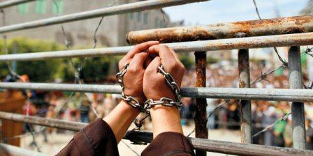 Filistinli 46 tutsak açlık grevinde