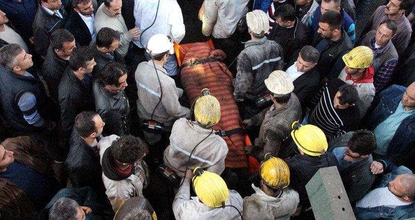 1 işçi hayatını kaybetti