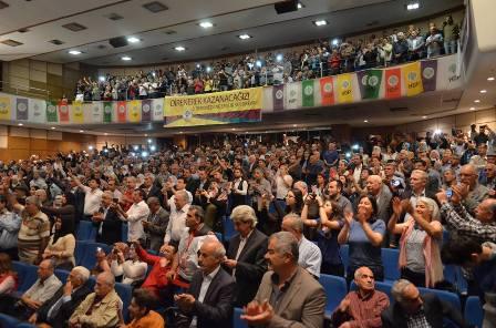 HDP İzmir il kongresi
