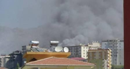 Şirnex 12 saattir aralıksız bombalanıyor