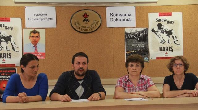 Partizan basın aciklamasi