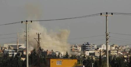 Nisêbînde patlamada 2 kadın hayatını kaybetti