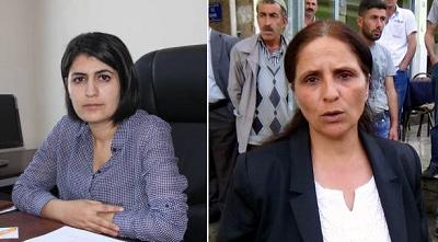 Hezex ve Kulp Belediye Eş Başkanları gözaltına alındı