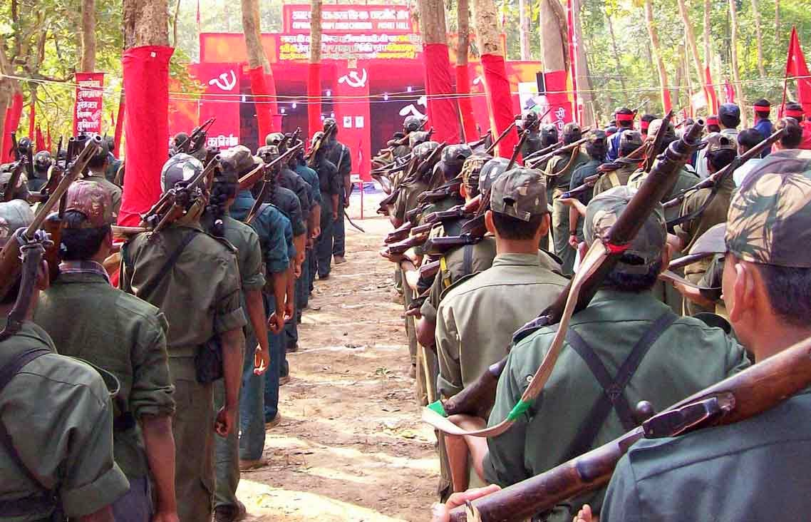 hindistanlı maoist