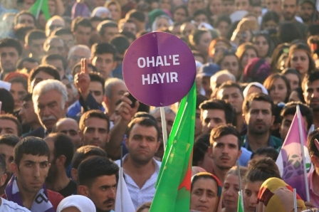 Sivas Valiliği OHALde eylem ve etkinlikleri yasakladı