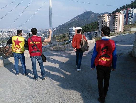 Izmir gazete dagıtımı 2