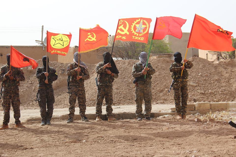 uulaş bayraktaroğlu anma rojava