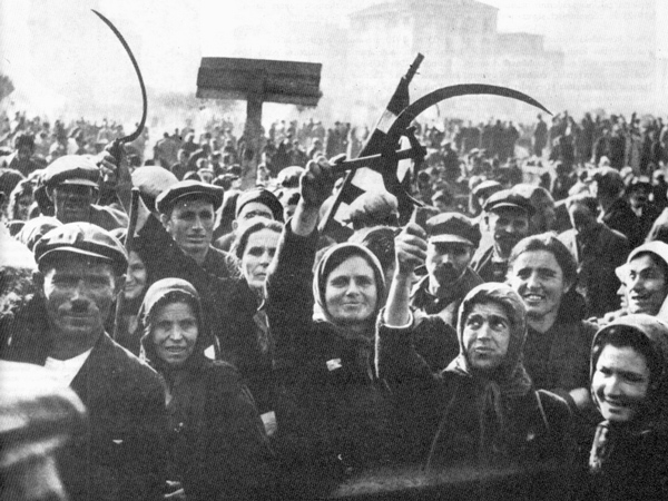 lenin sosyalist devrim demokrasi AA