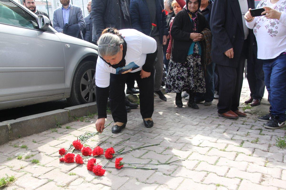 gtazi katliamı 23 yılnda katledikenler anıldı 2