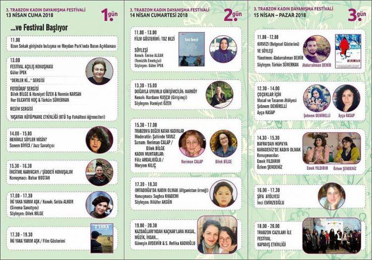 trabzon cazıları kadın dayanışma festivaline çağırıyor 2
