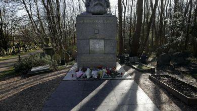 Photo of İklim krizi Karl Marx'ın da bulunduğu ünlü Highgate Mezarlığı'nı tehdit ediyor