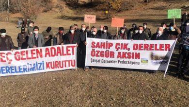 Photo of Şavşat halkı HES projesine karşı eylemdeydi
