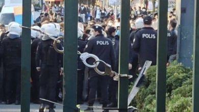 Photo of ALİ DURAN TOPUZ | Kelepçeli kapı, kırık duvar
