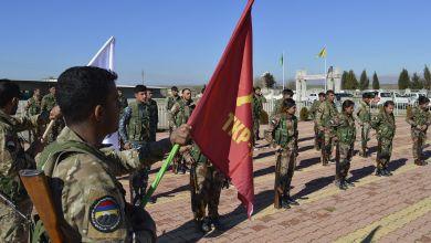 Photo of Rojava'da devrim ve komünizm şehitleri anması